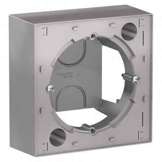 SE AtlasDesign Алюминий Коробка для наружного монтажа