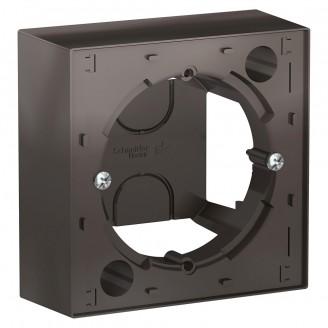 SE AtlasDesign Мокко Коробка для наружного монтажа