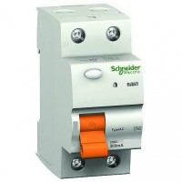 УЗО ВД63 2-пол. 16А 10мА тип АС серия Домовой Schneider-Electric