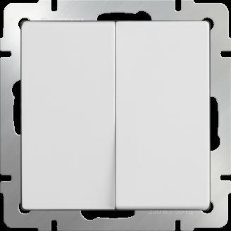 Выключатель    2-кл. WERKEL (белый)