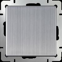 Выключатель 1-кл. WERKEL (глянцевый никель)