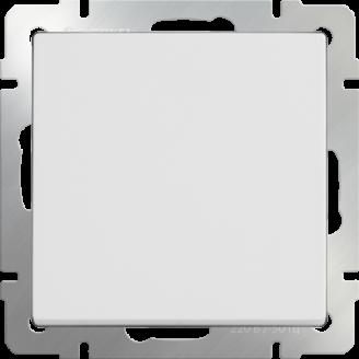 Переключатель 1-кл. перекрестный WERKEL (белый)