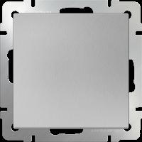 Выключатель 1-кл. WERKEL (серебряный)