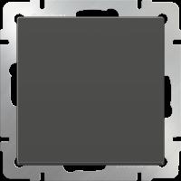 Выключатель 1-кл. WERKEL (серо-коричневый)