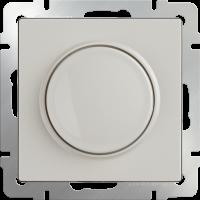 Светорегулятор 600Вт WERKEL (слоновая кость)