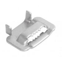 Скрепа для монтажной ленты HC-20-T (с зубьями)