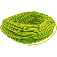 ПуВ провод 0,75 Желто-зеленый ГОСТ