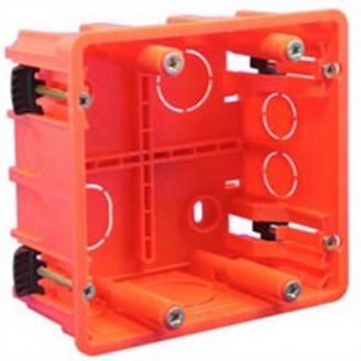 Коробка 2-я установачная для ГКЛ 110х100х50 (54)
