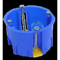 Коробка установочная приборная для полых стен 68*45мм (ГКЛ)