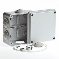 Коробка ОП 100х100х50 IP 54 Рувинил 67050