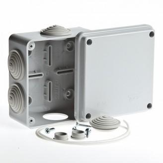 Коробка ОП 70х70х40 IP 55 Рувинил 67030