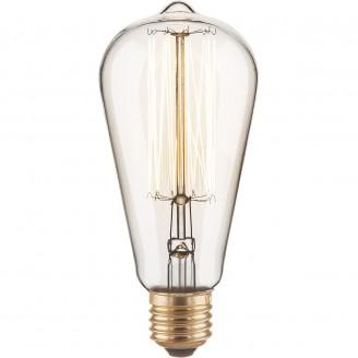 Лампа рэтро Эдисона ST64 60W (Груша)