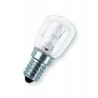 Лампа накал. Искра ПШ15 Е14 15W для холодильников и плит