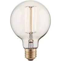 Лампа рэтро Эдисона G95 60W Шар