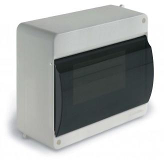 Бокс с прозрачной крышкой 6 мод. КМПн-2/6 наружн.установки IP30 ИЭК