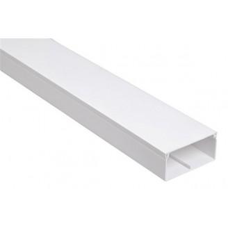Кабель-канал  40*40 ПВХ бел. (24м)