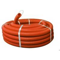 Труба ПНД 16 мм Оранж тяжелая (100м)