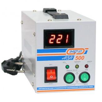 Cтабилизатор напряжения АРС- 500 ЭНЕРГИЯ для котлов +/-4%